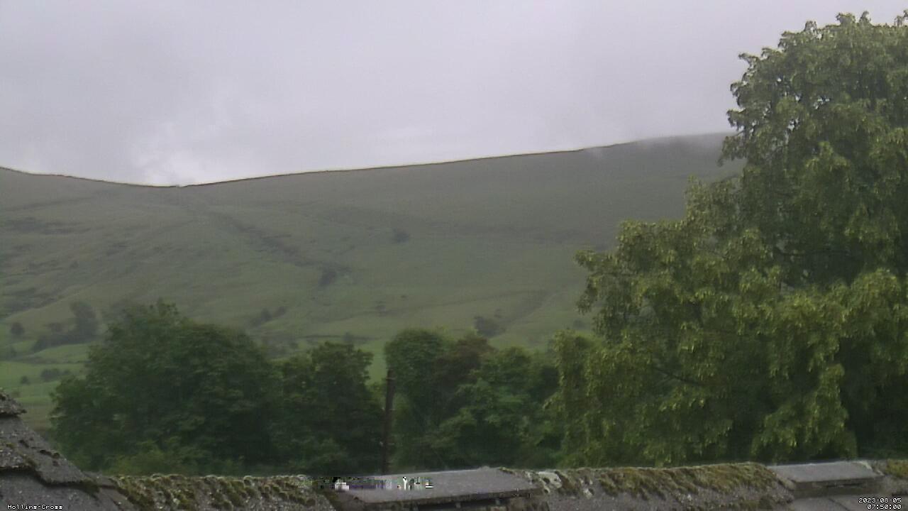Peak District Webcams - Hollins Cross - Edale